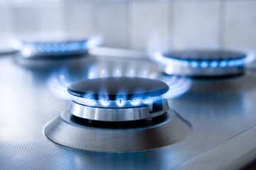 Gas flame (GASAG)
