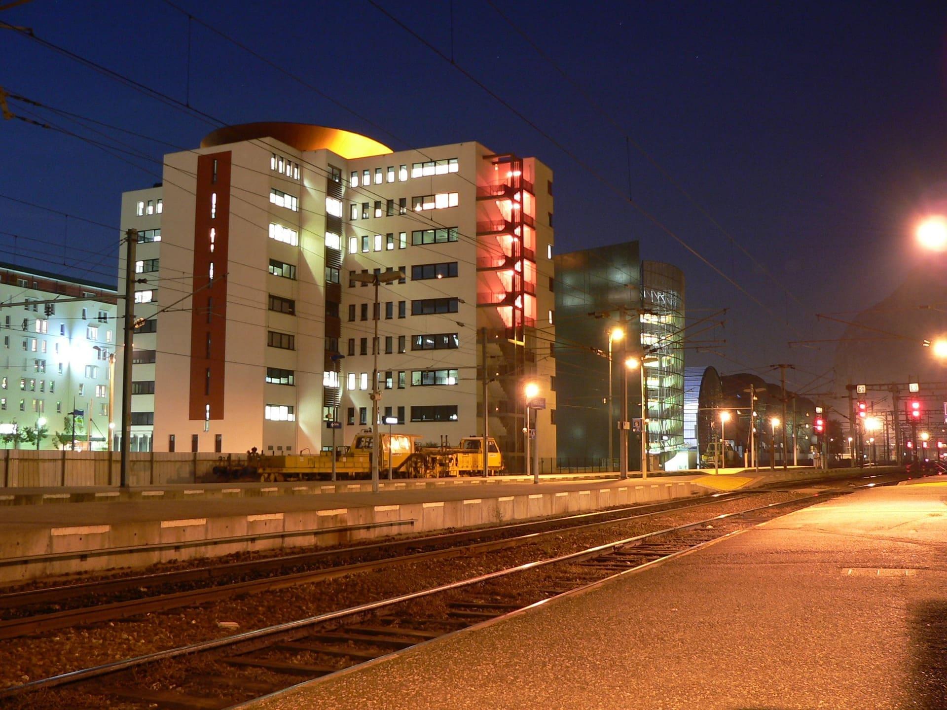 Tilia project gaz et electricite de grenoble