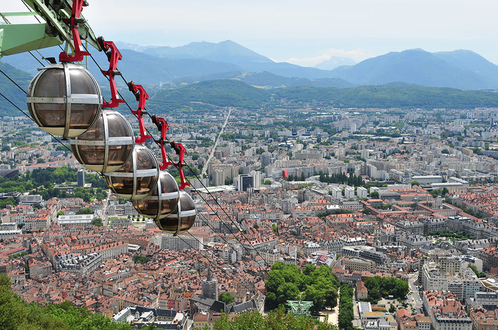 Tilia project Grenoble Alpes Metropoles