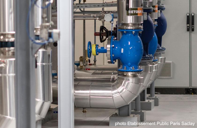 Tilia choisie par l'Union Européenne pour étudier le marché et le cadre réglementaire des réseaux de chaleur et de froid